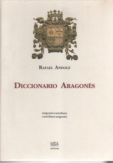 FACAO LE RESPONDE A ERC QUE YA EXISTEN DICCIONARIOS DE ARAGONÉS ORIENTAL