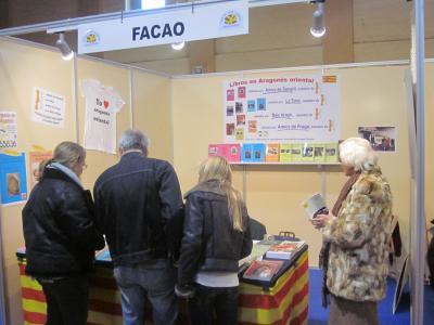 El Aragonés Oriental en la Feria del Libro Aragonés de Monzón