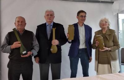 Los Premios del XVII Concurso Literario en Aragonés Oriental quedan repartidos entre las 3 provincias